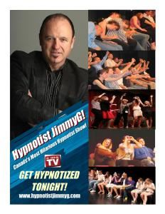 JIMMYG'S HYPNOTIC COMEDY SHOW! - Yellowknife, Yellowknife