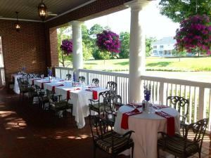 Patio, Country Club Of Landfall, Wilmington