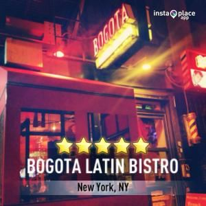 Bogota Latin Bistro, Brooklyn — We are a 120 seat Latin American restaurant and bar featuring the foods of Central and South America with a focus on Colombian cuisine and drinks. Vibrant, energetic and fun, we have a great space matched by great food and service to compliment any event whether at your place or ours here in the heart of Park Slope, Brooklyn, New York. Call us for more information 718-230-3805.