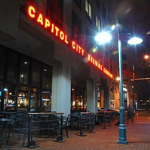 Entire Restaurant, Capitol City Brewing Company, Arlington