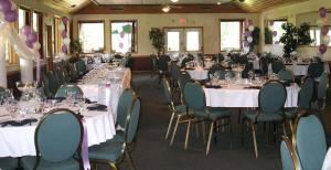 North Room & Centre, Vernon Golf & Country Club, Vernon