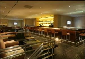 Lounge, N9NE Steak House - Las Vegas, Las Vegas