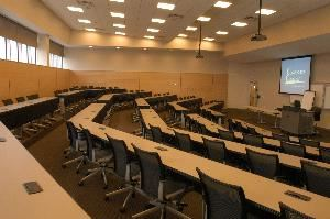 Tiered Lecture Halls, Corporate College East, Cleveland