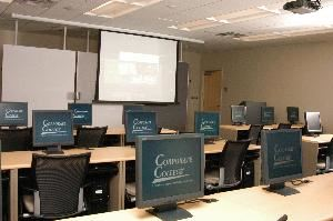 Computer Training Labs, Corporate College East, Cleveland