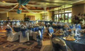 Banquet Room, The Country Club At Soboba Springs, San Jacinto
