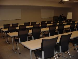 Large Seminar Rooms, Corporate College East, Cleveland