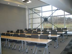 Small Seminar Rooms, Corporate College East, Cleveland