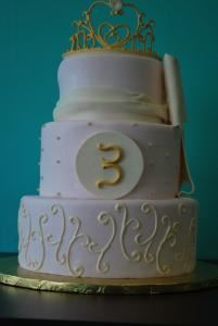 Yummy Bakes, Dumont — Custom Cake Boutique specializing in 3d Sculpted and Tiered cakes for all occasions.