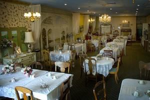 Southern Gardens Restaurant & Tea Room, Southern Gardens Restaurant & Tea Room, Akron