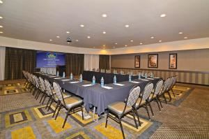 Meetings starting at $600, BEST WESTERN PREMIER Crown Chase Inn & Suites, Denton — Atrea Hall- U Setup