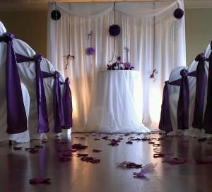 CEREMONY DECOR PACAKGES, Weddings & Events  By Trina, Chicago