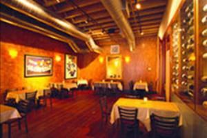 Private Dining Room, Les Zygomates Wine Bar And Bistro, Boston