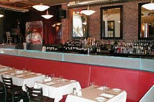 Entire Restaurant, Les Zygomates Wine Bar And Bistro, Boston