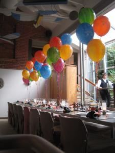 Garden Room, Rundles Restaurant., Stratford — Ideal venue for birthday parties!