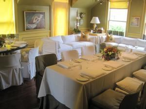 Park Room, Rundles Restaurant., Stratford — Park Room at Rundles Restaurant: Ideal for private functions.