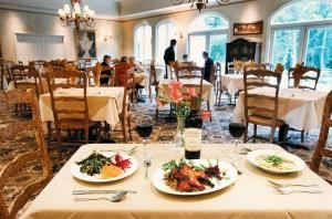 Four Star Restaurant, The Wildwood Inn Boutique Hotel, Denton