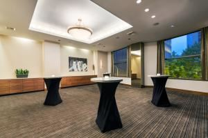 Parkside Room, Crowne Plaza Hotel Seattle-Downtown Area, Seattle — Adjacent to the Regatta Restaurant and Lounge - perfect for rehearsal dinners, welcome receptions, brunches and social networking groups.