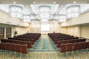 Evergreen Ballroom, Crowne Plaza Hotel Seattle-Downtown Area, Seattle — Present new ideas