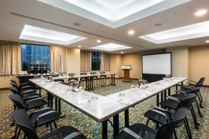The Mountain Rooms, Crowne Plaza Hotel Seattle-Downtown Area, Seattle — Yosemite Room Meeting
