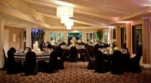 Dining Room, Braemar Country Club, Tarzana