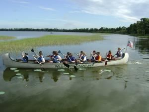 Boat Ramp & Kayaks, Leadership Training Center, Haines City — Lets have FUN together !