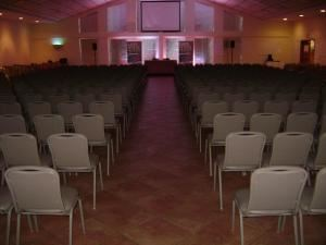 President's Hall (Any Two), Leadership Training Center, Haines City — Set-up Theater Style
