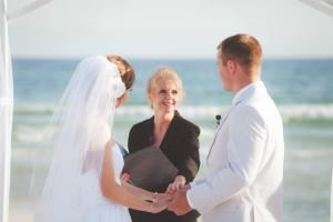 Wedding Ceremony By Marie, Panama City Beach