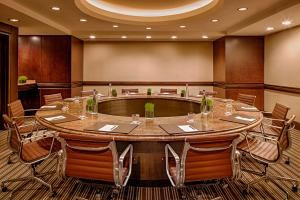 Executive Park, Park Hyatt Washington, Washington — Executive Park Boardroom