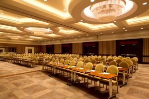 Gallery Ballroom (1, 2, 3), Park Hyatt Washington, Washington — Gallery Ballroom School Room