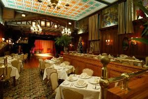 Oakroom Bar Lounge and Restaurant, The Grand Prospect Hall, Brooklyn