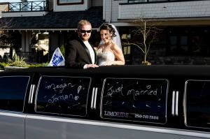 LIMORIDE CO., Nanoose Bay — Personalize your special day!