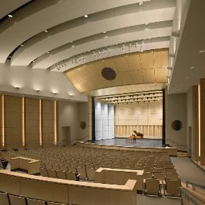 Auditorium, Akron-Summit County Public Library, Akron