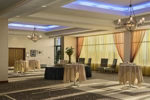 Meeting and Special Event Space, Hilton Dallas/Rockwall Lakefront, Rockwall — Prefunction Space