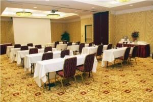 Naples Meeting Room, Holiday Inn Hotel & Suites Maple Grove NW Mpls-Arbor Lks, Osseo