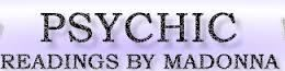 Psychic Readings by Madonna, Philadelphia