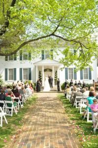 The Perfect Reception, Spring Haven Mansion, Hendersonville