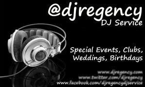 DJ Regency Entertainment, Indianapolis