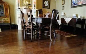 Dining Room, Rose Manor Bed & Breakfast, Harbour Grace