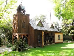 The Buerge Chapel, Aldersgate Retreat Center & Chapel, Pacific Palisades