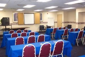 Tampa Room, Holiday Inn Express & Suites Tampa/Rocky Point Island, Tampa — Tampa Meeting Room 1
