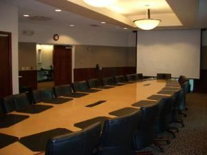 Rockow Board Room, Longaberger Alumni House, Columbus