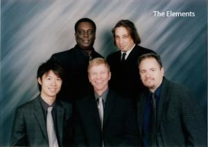 5 Hour Band Package, J.A.M.B. NATHAN PRODUCTIONS, Studio City — The Elements Pop-Rock Band