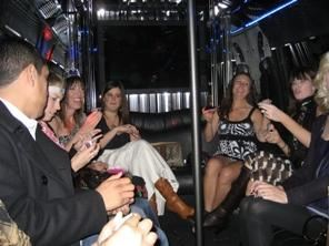 24 Passenger Party Bus, Pronto Limousine, Inglewood
