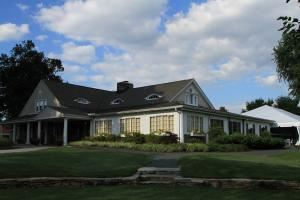 Clubhouse, Country Club Of Maryland, Towson