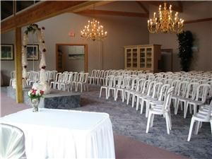 Ceremony Package Starting at $775, Woodington Lake Golf Club, Tottenham