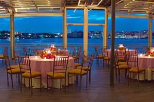 Sunset Terrace, Chelsea Piers Sports & Entertainment, New York