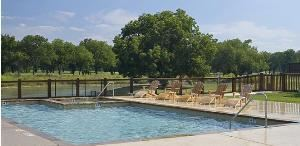 Active Pool Deck, Hyatt Regency Lost Pines Resort And Spa, Cedar Creek