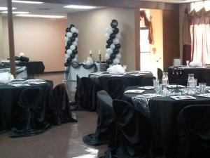 College Graduations and Celebrations/Parties/Receptions, Elegance Events Venue, Houston — 60th Birthday Party
