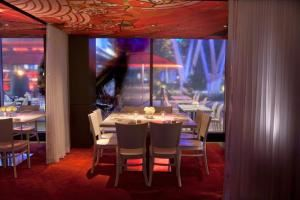 Semi Private Dining Room, Katsuya L.A. Live, Los Angeles