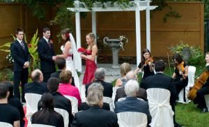 Simply Elegant, Weddings At the Schoolhouse, Ottawa